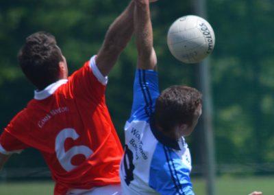 Rory O'Donnell - Cork v Tones Juniors