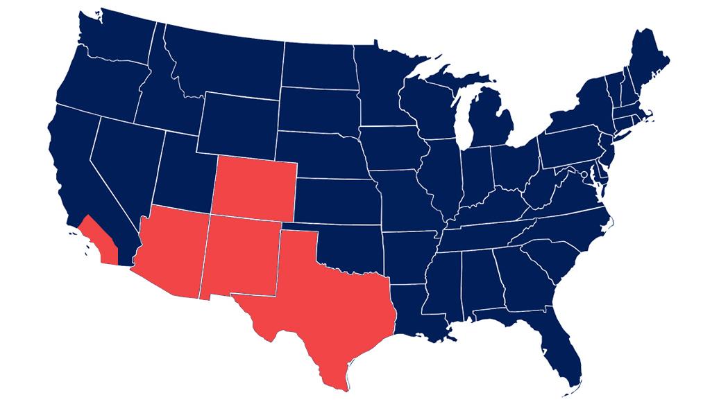 Southwest Division
