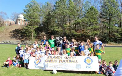 Atlanta GAA 'fields' plans for the future