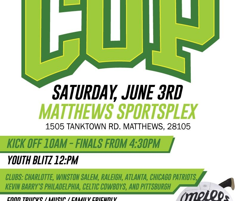 Charlotte Connolly Cup Locked & Loaded