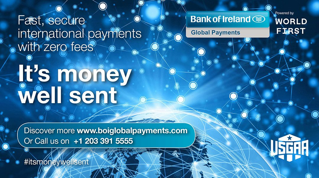 Bank of Ireland launches Global Payments