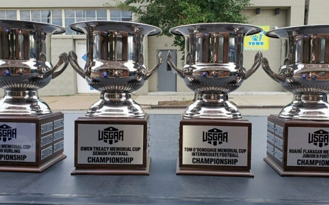 USGAA to Name Trophies in Memory of Past Members