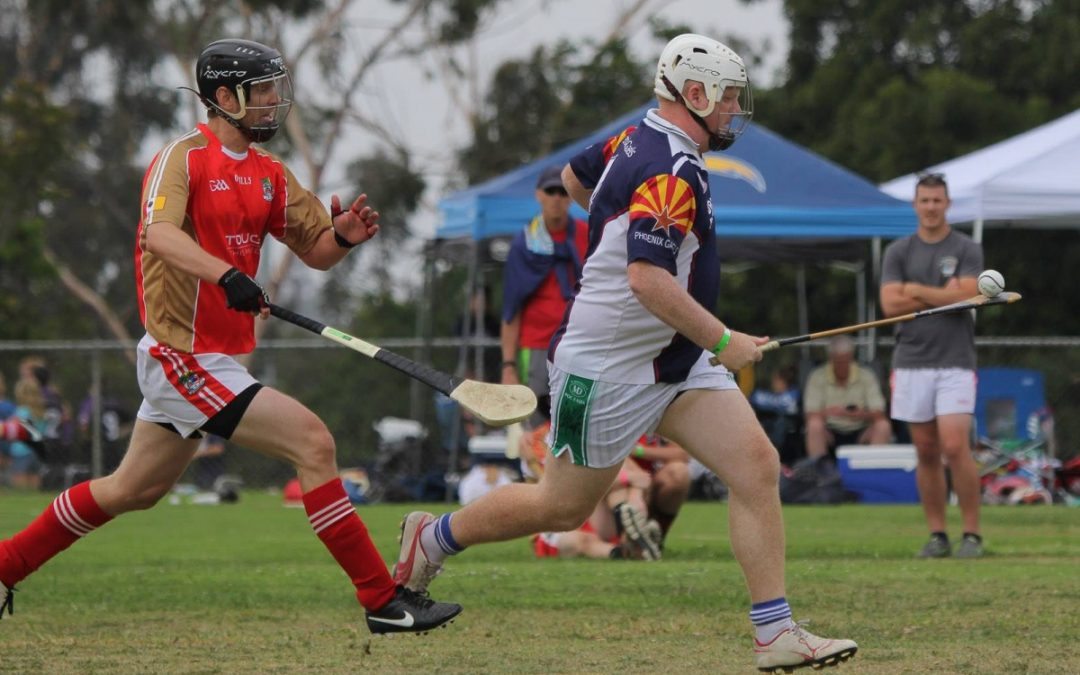 Gaelic Games gets the Olympic treatment in San Diego