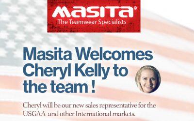 Welcome Cheryl Kelly to Masita