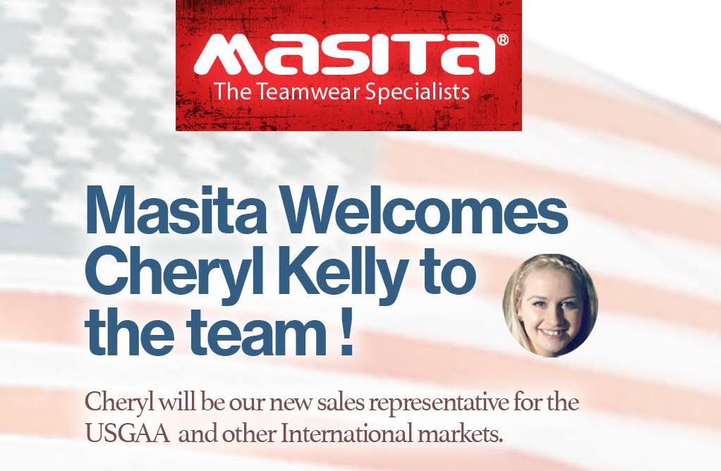 Welcome Cheryl Kelly to Masita
